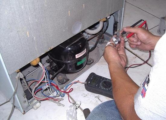 Mẹo vặt sửa chữa tủ lạnh tại nhà